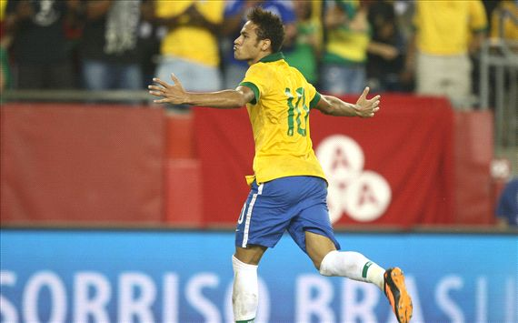 Neymar - Brazil vs Portugal