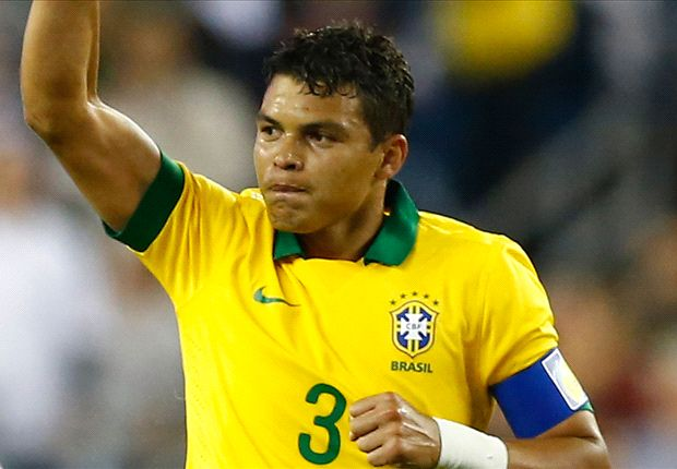 Thiago Silva: I want the World Cup and Ballon d'Or