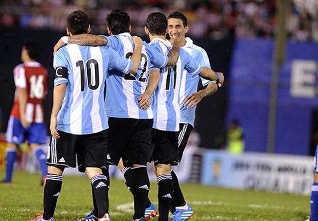 Argentina ya conoce a sus rivales para la primera ronda del Mundial 2014.