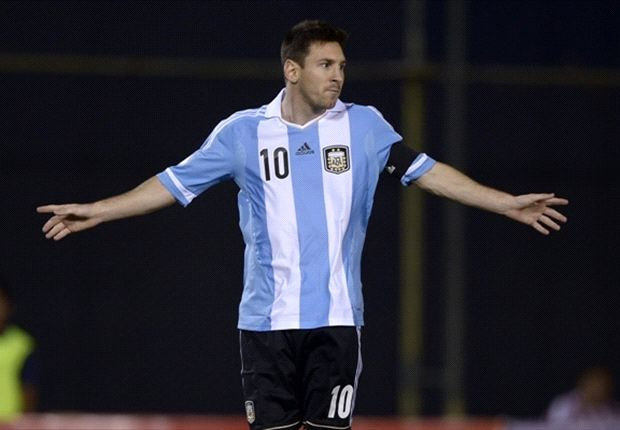 Messi: I dream of winning the World Cup