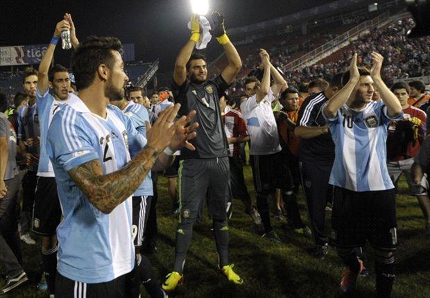 Uruguay vs Argentina, este martes desde las 20:30.