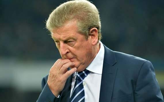 Roy Hodgson,England