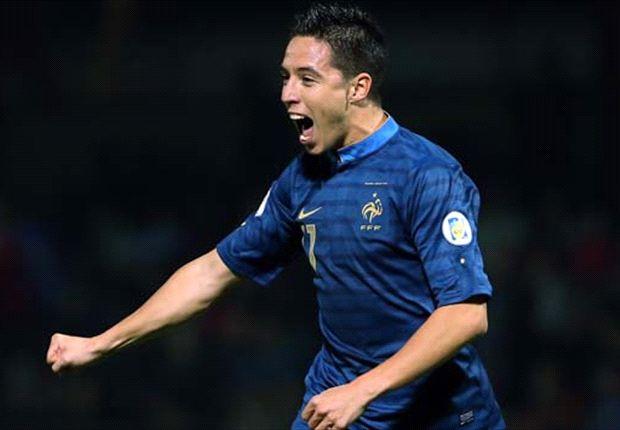 Gab im August sein Comeback in der französischen Nationalmannschaft: Samir Nasri