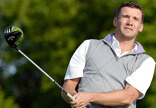 Extra Time: Sub-par Shevchenko finishes 40 shots adrift on pro golf debut