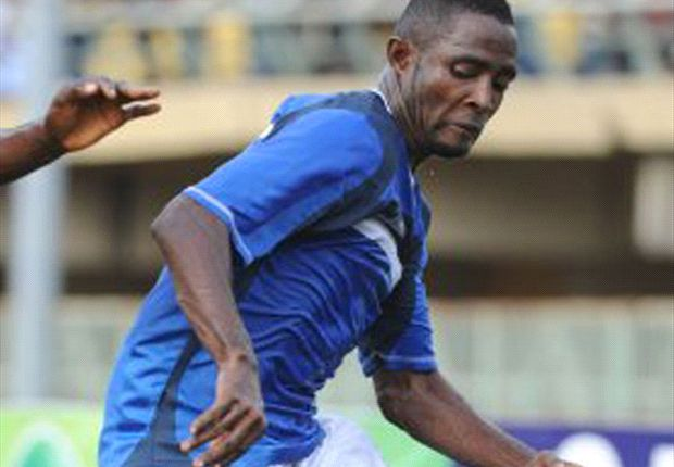 Ifeanyi Edeh scored in Enyimba's victory