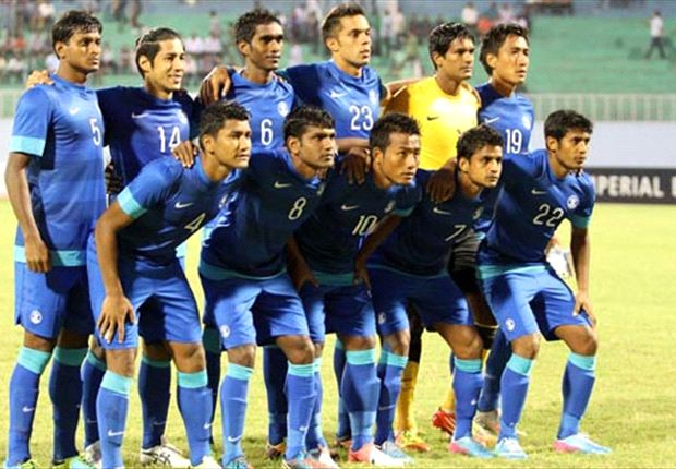 How would you rate the Blue Tigers? (Photo: goalnepal.com)