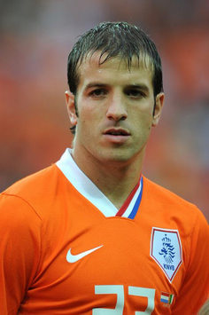 Euro 08: Rafael van der Vaart - Netherlands (PA)