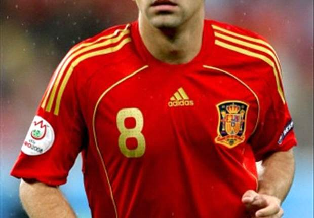 Xavi Named Player Of Euro 2008