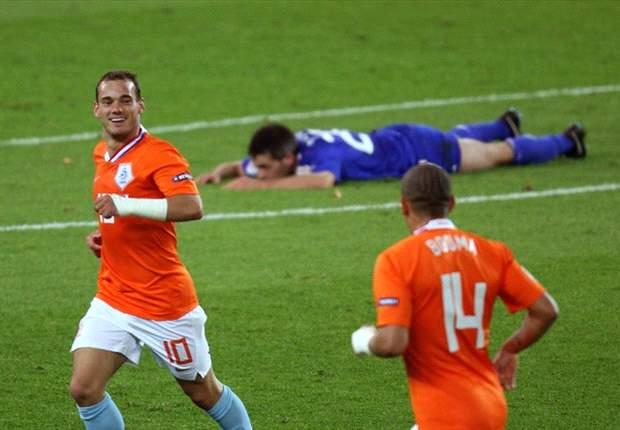 The Goal.com 50: Wesley Sneijder (31)