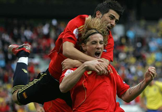 David Villa Not Tempted By Chelsea Or Manchester United – Fernando Torres