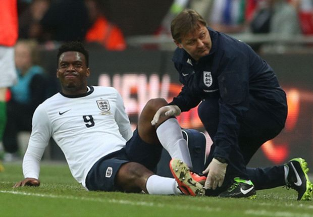 Hodgson: Sturridge will be fit to start against Germany