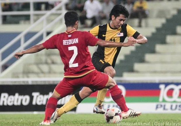 Rozaimi put on an immense performance against Thailand Selection