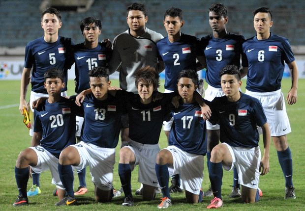 Singapore out of running for AFC U19 Championship