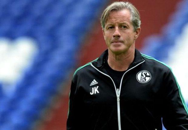 Im Goal-Interview: Jens Keller, Cheftrainer des FC Schalke 04