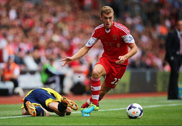 Chambers relishing Southampton chance