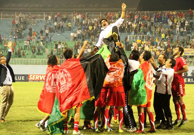 A superb Afghan team spread hope and joy among its otherwise embattled citizens