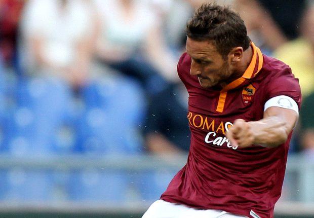 Francesco Totti akan memperpanjang kontraknya di Roma