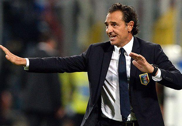 Cesare Prandelli le cambió la cara a la Selección de Italia tras el fracaso en Sudáfrica 2010.
