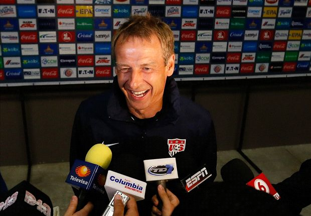 Klinsmann hails USA depth ahead of friendlies