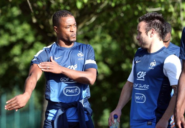 'He has France in his blood' - FFF president Le Graet praises Evra