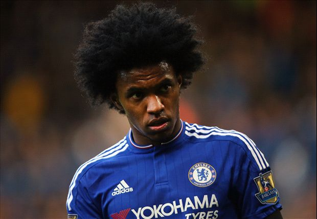 Willian signs new four-year Chelsea contract