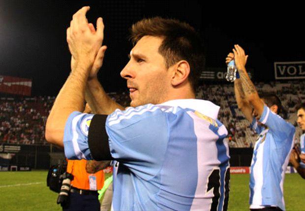 Argentina jugará con Ecuador y Bosnia en Nueva Jersey y en Saint Louis respectivamente.