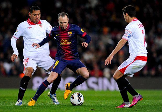 La Liga Preview: Barcelona - Sevilla