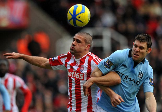 Stoke - Manchester City Preview: Visitors winless at Britannia Stadium in Premier League era