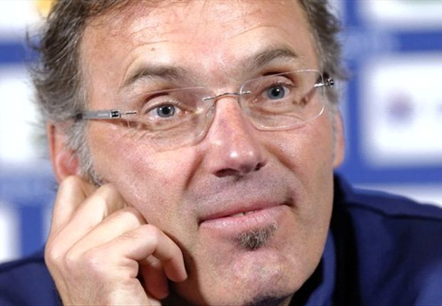 Olympiakos tired themselves out, believes Blanc