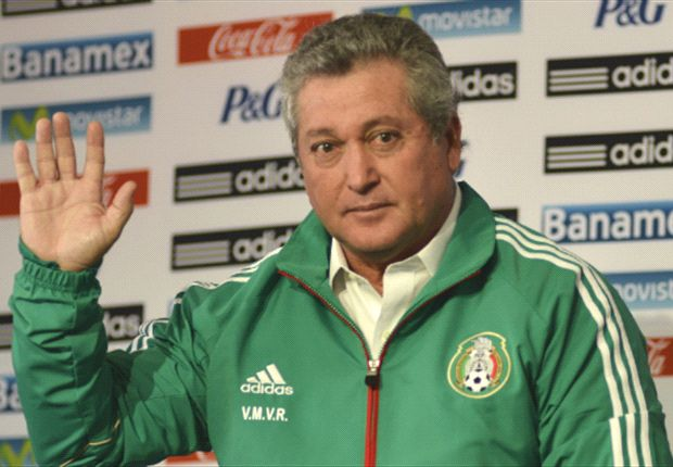 Vucetich: Battle for places with El Tri starts now