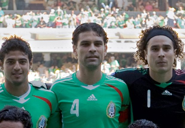 Vela, Márquez y Ochoa no habían coincidido en convocatoria desde hace más de dos años