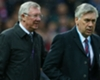 Ancelotti reveals United interest