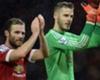 Mata: De Gea happy at United