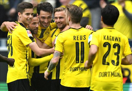 REPORT: Reus rescues draw for BVB