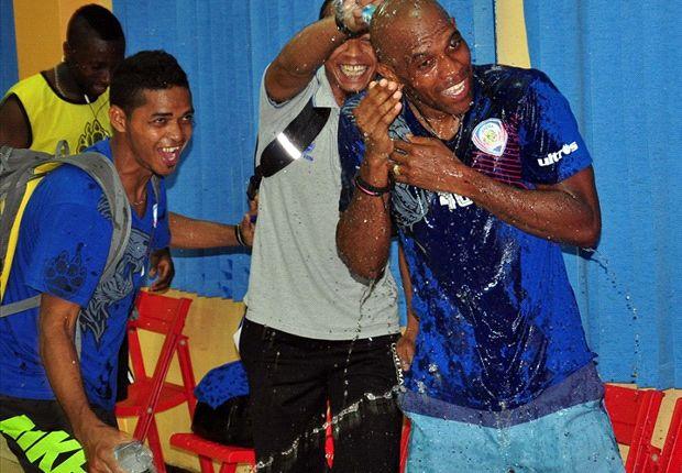 Kegembiraan Keith Kayamba Gumbs Di Hari Ulang Tahun