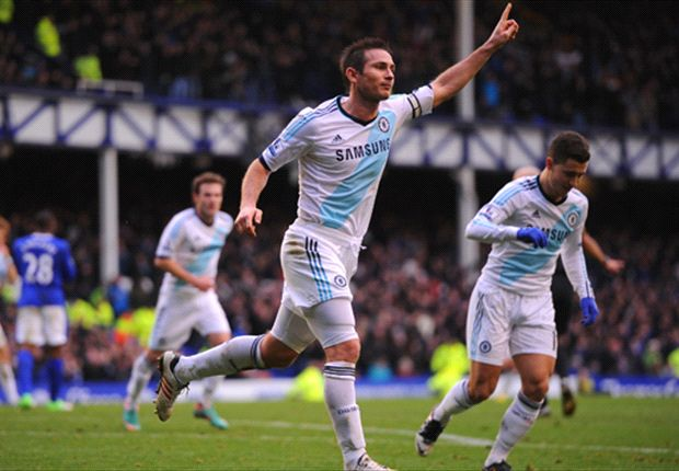 Mourinho predicts deep-lying playmaker role for Lampard