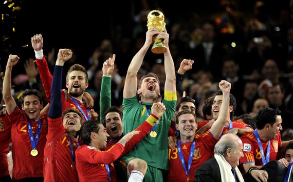 Top Five World Cup contenders