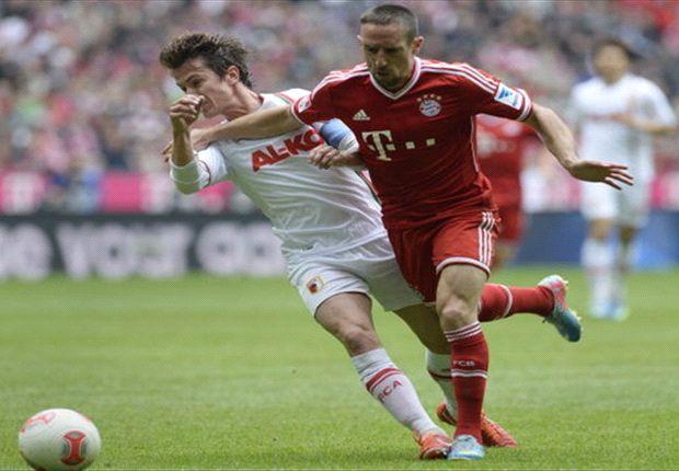 Platini: Ribery a serious Ballon d'Or contender
