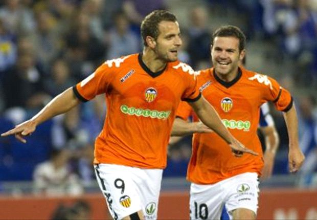 Soldado will shine at Tottenham - Mata