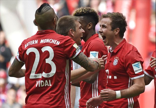 Video: Bayern Munich vs Hannover 96