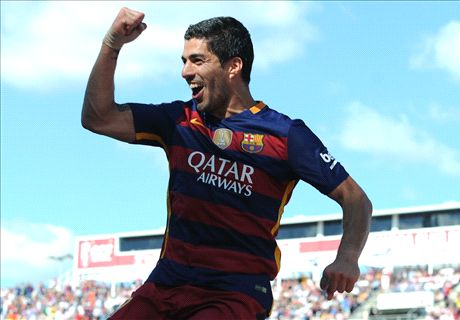 Suarez and Ibra win Goal POTY awards