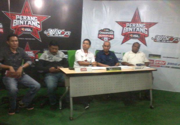 Persipura akan meladeni All-Stars ISL