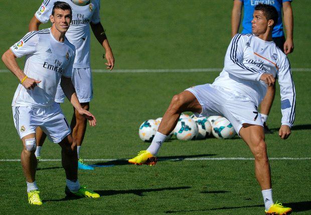 Bale no jugará el partido completo pero estará frente a Villarreal, aseguró Ancelotti.