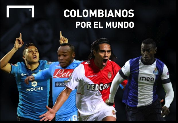 17 goles made in Colombia