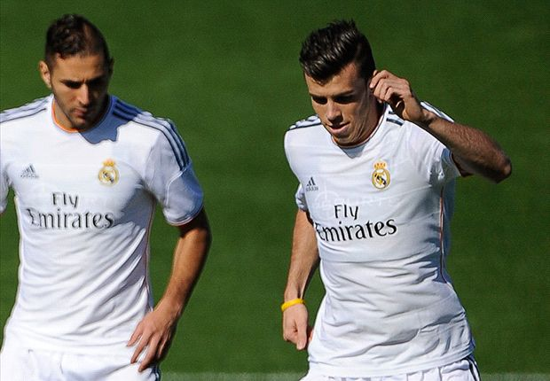 Benzema e Bale insieme in allenamento. Ancora per poco pare...
