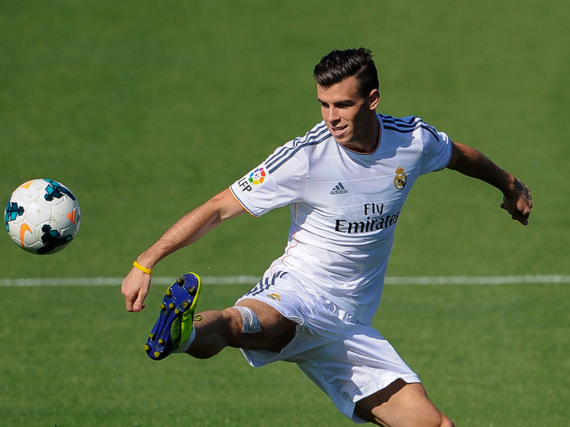 Bale prepares for Real Madrid debut