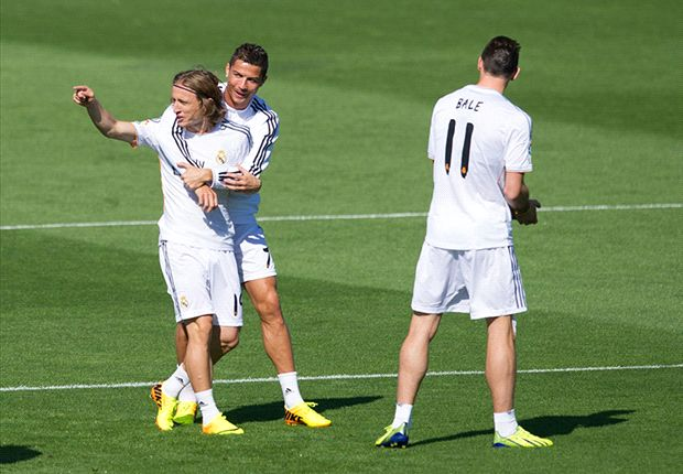 Ronaldo is Madrid's past, present & future, says Modric