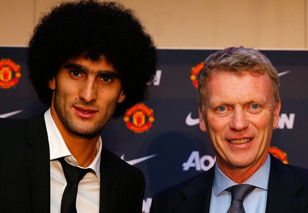 Fellaini hoping to emulate Roy Keane at Manchester United