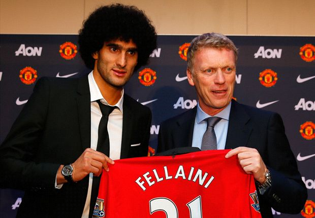 How Manchester United ended up paying so much for Fellaini