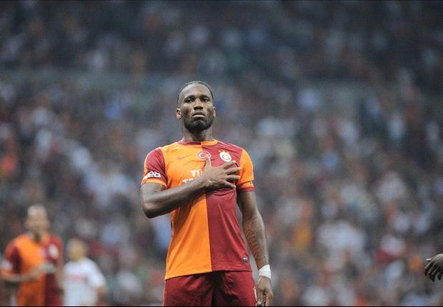Drogba rettete Galatsaray vor einer Blamage gegen Antalyaspor